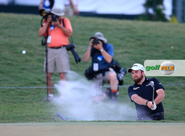 Shane Lowry (IRL) during round 2 of the Players, TPC Sawgrass, Championship Way, Ponte Vedra Beach, FL 32082, USA. 13/05/2016.<br /> Picture: Golffile | Fran Caffrey<br /> <br /> <br /> All photo usage must carry mandatory copyright credit (&copy; Golffile | Fran Caffrey)