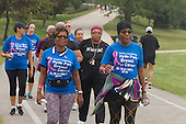 Runners and walkers came together Saturday to help promote awareness for breast cancer screenings during the 2016 Hyde Park Breast Cancer Walk / Run along the lakefront. <br /> <br /> 5445 - Shirley Calahan and Carmen Lemons lead a group of walkers along the lakefront.<br /> <br /> Please 'Like' &quot;Spencer Bibbs Photography&quot; on Facebook.<br /> <br /> All rights to this photo are owned by Spencer Bibbs of Spencer Bibbs Photography and may only be used in any way shape or form, whole or in part with written permission by the owner of the photo, Spencer Bibbs.<br /> <br /> For all of your photography needs, please contact Spencer Bibbs at 773-895-4744. I can also be reached in the following ways:<br /> <br /> Website &ndash; www.spbdigitalconcepts.photoshelter.com<br /> <br /> Text - Text &ldquo;Spencer Bibbs&rdquo; to 72727<br /> <br /> Email &ndash; spencerbibbsphotography@yahoo.com