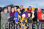 Dr Crokes fans celebrate after defeating the rivals Legion<br />
