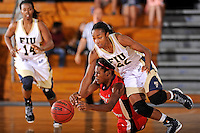FIU Women's Basketball v. South Alabama (12/1/12)