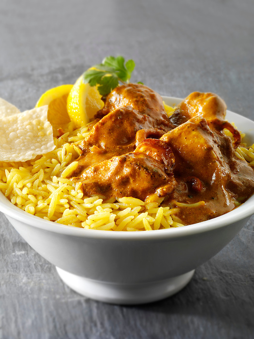 Chicken Masala Indian Curry