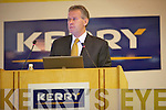 Stan McCarthy Chief Executive of Kerry Group at the Companies AGM at the Brandon Hotel on Tuesday.