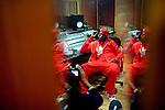 Atlanta Rapper 2 Chainz in the studio