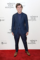 www.acepixs.com<br /> April 26, 2017  New York City<br /> <br /> Ellar Coltrane arriving to the World Premiere of 'The Circle' at the 2017 Tribeca Film Festival on April 26, 2017 in New York City.<br /> <br /> Credit: Kristin Callahan/ACE Pictures<br /> <br /> <br /> Tel: 646 769 0430<br /> Email: info@acepixs.com