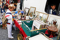 The Milk Market,Cornmarket Row, Limerick,Ireland. The market is open every saturday from 8am. A wide variety of fresh foods and antiques are on sale from the stall holders.Pictures James Horan