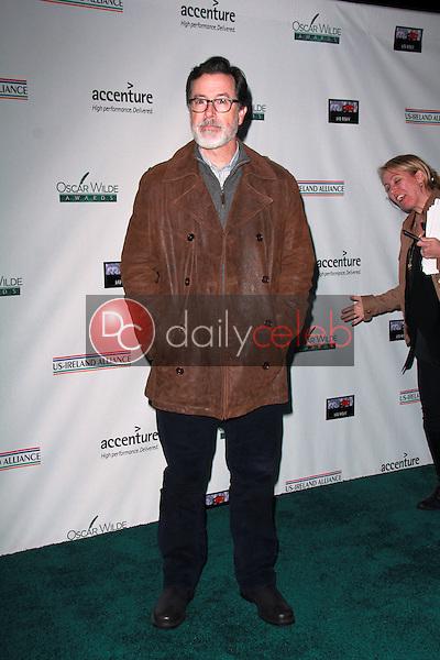 Stephen Colbert<br /> at the Oscar Wilde US-Ireland Pre-Academy Awards Event, Bad Robot, Santa Monica, CA 02-19-15<br /> David Edwards/DailyCeleb.com 818-249-4998