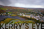 Aerial photos of Clifden County Galway