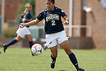 30 August 2009: Greensboro's Cat Barnekow. The University of North Carolina Tar Heels defeated the University of North Carolina Greensboro Spartans 1-0 at Fetzer Field in Chapel Hill, North Carolina in an NCAA Division I Women's college soccer game.