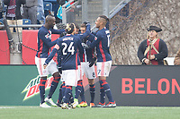 New England Revolution vs Minnesota United FC, March 25, 2017