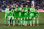 Levante UD's team photo during La Liga match between CD Leganes and Levante UD at Butarque Stadium in Leganes, Spain. March 04, 2019. (ALTERPHOTOS/A. Perez Meca)