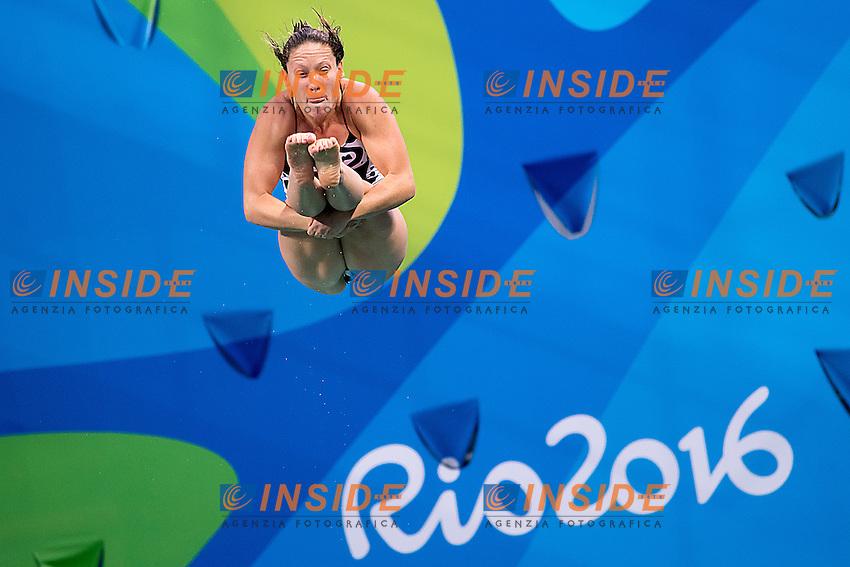 MARCONI Maria Elisabetta ITA<br /> 3m springboard women<br /> Rio de Janeiro  XXXI Olympic Games <br /> Olympic Aquatics Stadium <br /> diving preliminary round 13/08/2016<br /> Photo Giorgio Scala/Deepbluemedia/Insidefoto