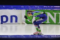 SCHAATSEN: HEERENVEEN: 11-12-2014, IJsstadion Thialf, International Speedskating training, Annette Gerritsen, ©foto Martin de Jong