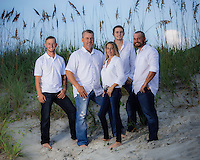 Kristy Fretham Beach Portraits