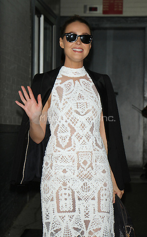 05 09, 2016: Camilla Luddington at AOL BUILD to talk about ABC series Greys Anatomy in New York. Credit:RW/MediaPunch