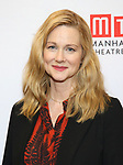 "Laura Linney during the ""My Name Is Lucy Barton"" Photo Call at the MTC Rehearsal Studio on December 12, 2019 in New York City."