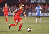 Portland, OR - Saturday August 19, 2017: Ashleigh Sykes during a regular season National Women's Soccer League (NWSL) match between the Portland Thorns FC and the Houston Dash at Providence Park.