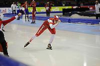 SCHAATSEN: HEERENVEEN: 26-12-2013, IJsstadion Thialf, KNSB Kwalificatie Toernooi (KKT), 1000m, Lotte van Beek, ©foto Martin de Jong