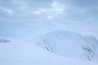 Stob Coire an t-Sneachda from the Central Cairngorm Plateau, Cairngorm National Park, Badenoch & Speyside