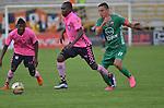Boyacá Chicó venció 1-0 a Patriotas en el clásico de Tunja válido por la fecha 10 de la Liga Águila I-2016