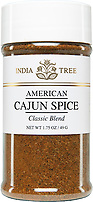 India Tree Cajun Spice, India Tree Spice Blends