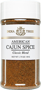 30592 Cajun Spice, Small Jar 1.75 oz, India Tree Storefront