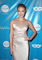 LOS ANGELES, CA - OCTOBER 27: India Gants, at UNICEF Next Generation Masquerade Ball Los Angeles 2017 At Clifton's Republic in Los Angeles, California on October 27, 2017. Credit: Faye Sadou/MediaPunch /NortePhoto.com