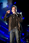 Gary Allan performs at LP Field during Day Four of the 2013 CMA Music Festival in Nashville, Tennessee.