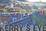 A lovely sunny day brought large numbers out for the 'Duffs Christmas Day Swim' in Cahersiveen.