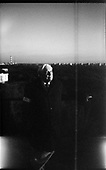 """Warsaw 9-10.2011 Poland..Portraits of the Insurgents. Jerzy Turzewski pseudonym """"Karwowski"""" unit """"Rog"""" photo Maciej Jeziorek/Napo Images. Warszawa 9-10.2011 Polska.Portrety Powstancow Warszawskich. nz. Jerzy Turzewski """"Karwowski"""" zgrupowanie """"Rog"""". fot. Maciej Jeziorek/Napo Images."""