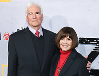 "09 May 2019 - Beverly Hills, California - Lt. Col. Jerry Jaax, Lt. Col. Nancy Jaax. National Geographic Screening of ""The Hot Zone"" held at Samuel Goldwyn Theater. Photo Credit: Billy Bennight/AdMedia"