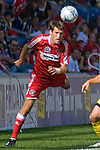 Brandon Prideaux of the Chicago Fire
