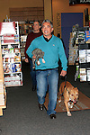 Cesar Millan, the dog whisperer and his dog daddy in Pasadena, California.27 November 2007.Photo by Nina Prommer/Milestone Photo