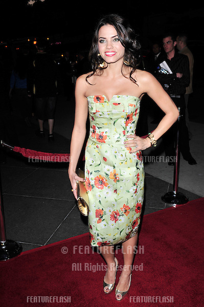 "Jenna Dewan at the Los Angeles premiere of ""Stop-Loss"" at the Directors Guild of America Theatre, Los Angeles..March 17, 2008  Los Angeles, CA.Picture: Paul Smith / Featureflash"