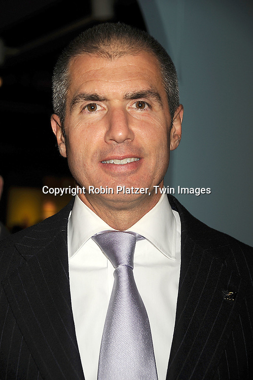 Brian Brille of Bank of America..at The 55th Annual Winter Antiques Show opening night on January 22, 2009 at The Park Avenue Armory at 67th Street and Park Avenue in New York City. ....Robin Platzer, Twin Images