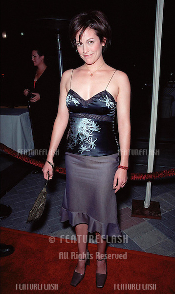 "21SEP99: Actress ANNABETH GISH at Los Angeles premiere of her new movie ""Double Jeopardy"" in which she stars with Tommy Lee Jones & Ashley Judd..© Paul Smith / Featureflash"