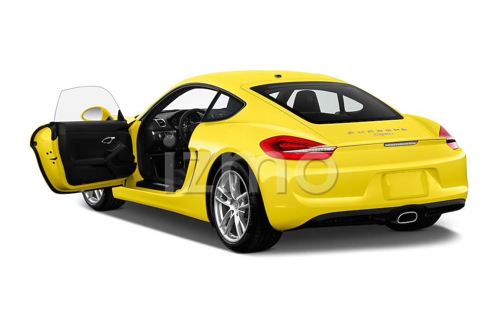 Car images of 2016 Porsche Cayman 3 Door Coupe Doors