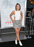 Diana Marks at the premiere for &quot;Geostorm&quot; at TCL Chinese Theatre, Hollywood. Los Angeles, USA 16 October  2017<br /> Picture: Paul Smith/Featureflash/SilverHub 0208 004 5359 sales@silverhubmedia.com