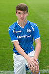 St Johnstone FC Academy Under 15's<br /> Robbie Blackley<br /> Picture by Graeme Hart.<br /> Copyright Perthshire Picture Agency<br /> Tel: 01738 623350  Mobile: 07990 594431