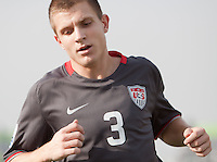 Tyler Polak. US Men's National Team Under 17 defeated Malawi 1-0 in the second game of the FIFA 2009 Under-17 World Cup at Sani Abacha Stadium in Kano, Nigeria on October 29, 2009.