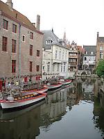 Brugge canal