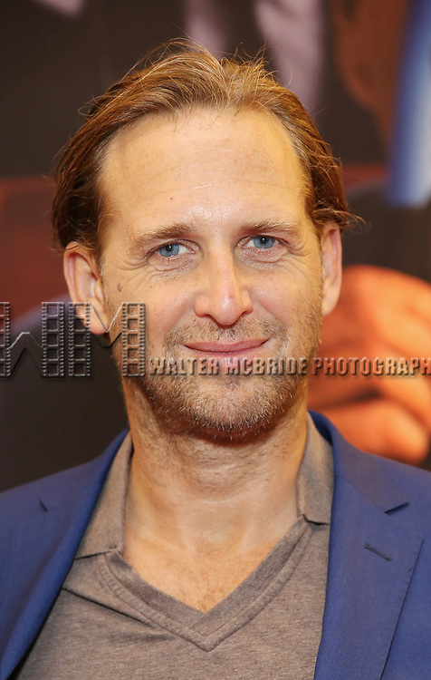 Josh Lucas attends the Broadway Opening Night Performance for 'Michael Moore on Broadway' at the Belasco Theatre on August 10, 2017 in New York City.