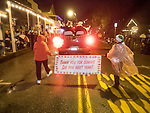 10th Annual Sutter Creek Parade of Lights founded by community member Toni Linde. The annual parade packs the town and is very colorful with each parade entry colorfully lighted with LED and other lighting.