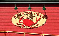 Barking Crab restaurant, Newport, RI, Rhode Island