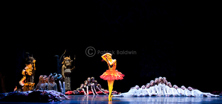 The Royal Ballet. The Firebird.