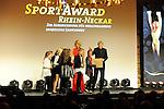 SportAward Rhein-Neckar 27.11.2014