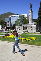 Woman in Sliven