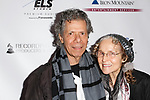 Musician Chick Corea (left) and guest attend the Recording Academy Producers & Engineers Wing event honoring Alicia Keys and Swizz Beatz at 30 Rockefeller Plaza in New York City, during Grammy Week on January 25, 2018.