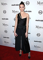 WEST HOLLYWOOD, CA - JANUARY 11:  Amanda Steele at Marie Claire's Image Maker Awards 2018 at Delilah on January 11, 2018 in West Hollywood, California. (Photo by Scott Kirkland/PictureGroup)