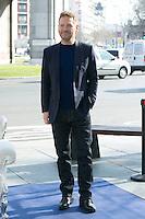 Kenneth Branagh attend the Cinderella Movie Presentation at Puerta de Alcala, Madrid,  Spain. March 16, 2015.(ALTERPHOTOS/)Carlos Dafonte) /NORTEphoto.com
