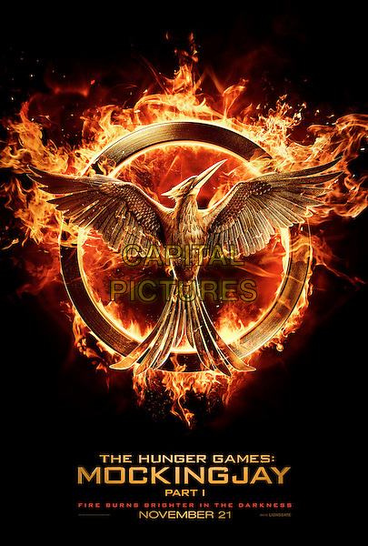 POSTER ART<br /> in The Hunger Games: Mockingjay - Part 1 (2014) <br /> *Filmstill - Editorial Use Only*<br /> CAP/FB<br /> Image supplied by Capital Pictures